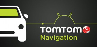 TomTom GPS navigacija