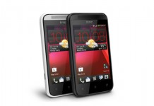 HTC desire - bijeli i crni