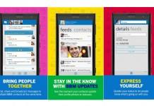 Windows Phone BBM screenshot