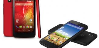 Prvi Android One Uređaji