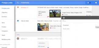 Inbox by Gmail za Desktop
