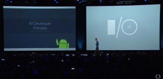Android M Google IO Keynote