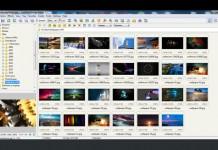 FastStone Image Viewer sučelje programa