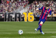 Fifa 16 gameplay logo