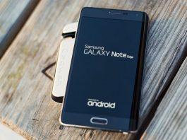 Galaxy Note 7 dizajn