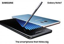 Galaxy Note7 naslovna