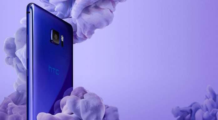 Plava HTC U ultra