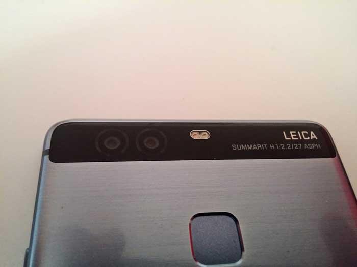 Huawei P9 stražnja kamera
