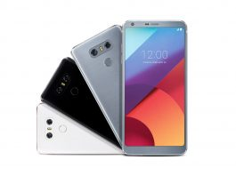 LG G6 sivi, bjeli, crni