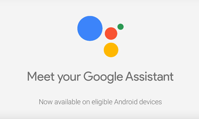 Meet Your Google Assistent