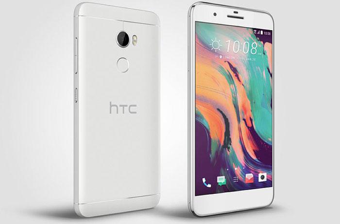 HTC One X10 stražnja i prednja strana telefona